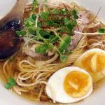 池袋 西口 麺屋 Hulu-lu 醤油SOBA